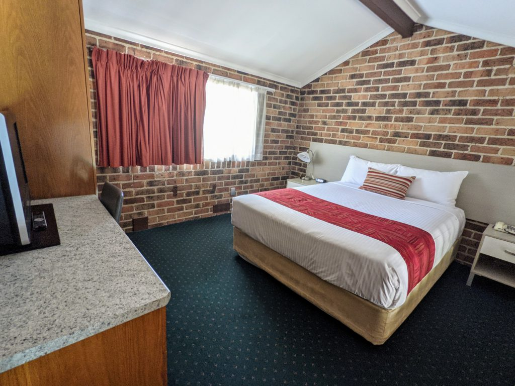 Family studio motel accommodation