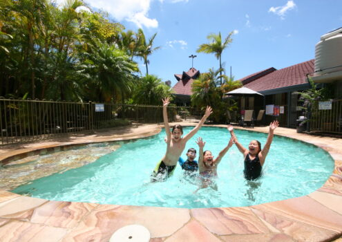 Easter Break at the Beenleigh Yatala Motor Inn